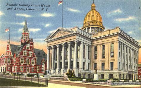 Passaic County Court Records Passaic County Court House And Annex Paterson Nj