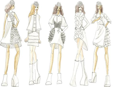 How To Design A Dress | design dress drawing