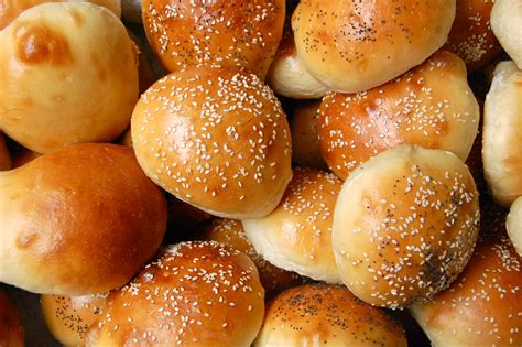in a bun the buns in town i made that