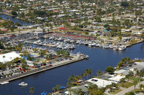 yacht basin cape coral yacht basin in cape coral fl united states