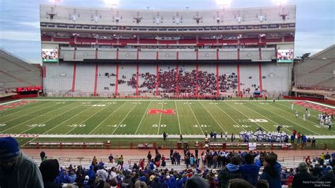 lincoln sections memorial stadium nebraska section 26 rateyourseats com