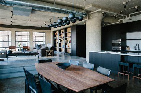 loft design e cafe arts district loft marmol radziner archdaily