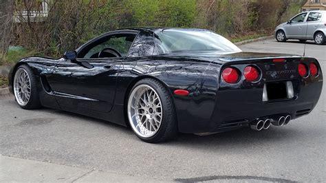 Black On by 2000 Corvette Frc 6 Speed Z51 Black On Black