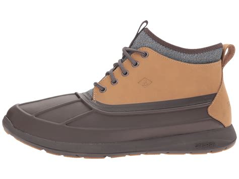 zappos duck boots sperry sojourn duck chukka boot at zappos
