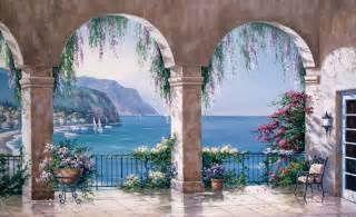 room with a view wall murals decor place wall murals