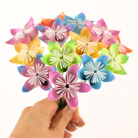 Flower Papercraft - planetjune by june gilbank 187 papercraft