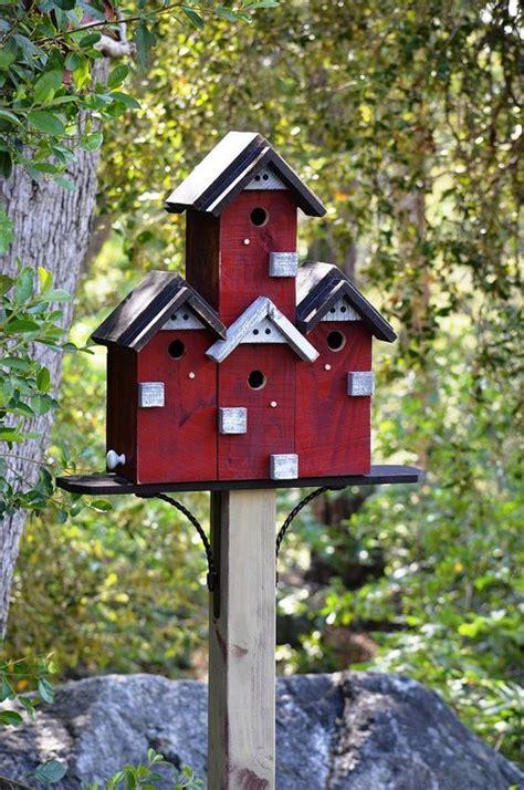 custom birdhouse special order functional condo bird