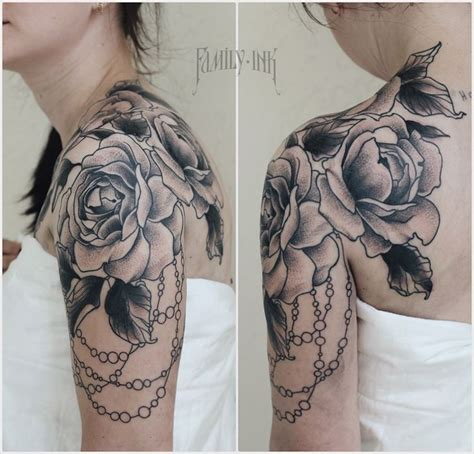 rose chest tattoos tumblr the 120 best images about black and gray tattoos on