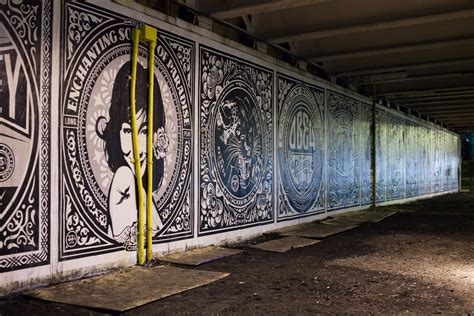wall murals chicago obey revolutions murals in chicago postersandprints a graffiti the best