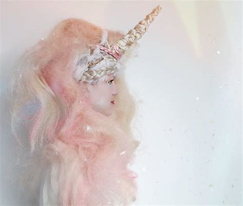 unicorn hair unicorn braid hair trend popsugar