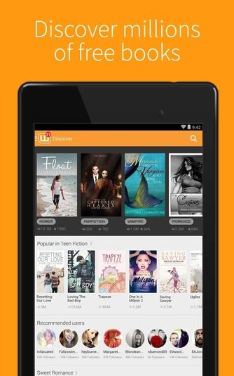 wattpad for android apk wattpad for android