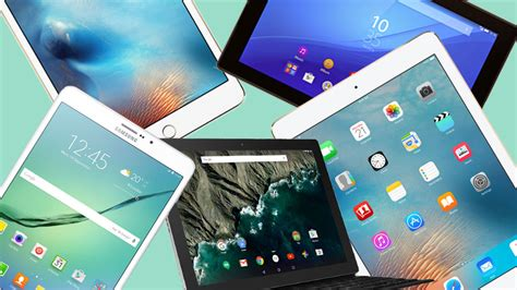 the 10 best tablets you can buy in 2017 techradar