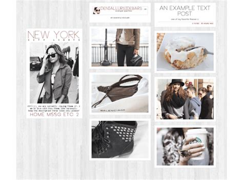 themes tumblr infinite scroll free black and white tumblr themes with infinite scroll