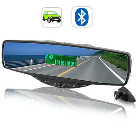 Modoo Bluetooth Mirror Free Car Kit by Wholesale Car Mirror Bluetooth Kit Fm Transmitter From China