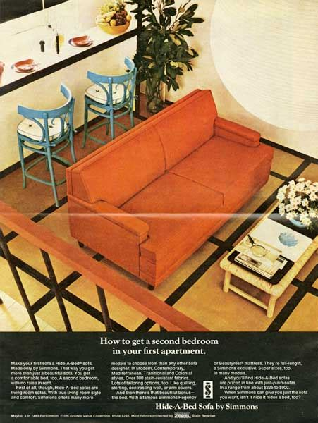 orange couch mad men hartman center archives page 6 of 13 the devil s tale