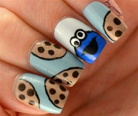 Cookie Nail Designs best 25 nails ideas on cookie