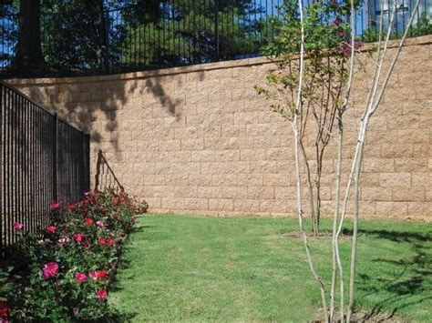 backyard definition 14 best retaining wall w fence images on pinterest