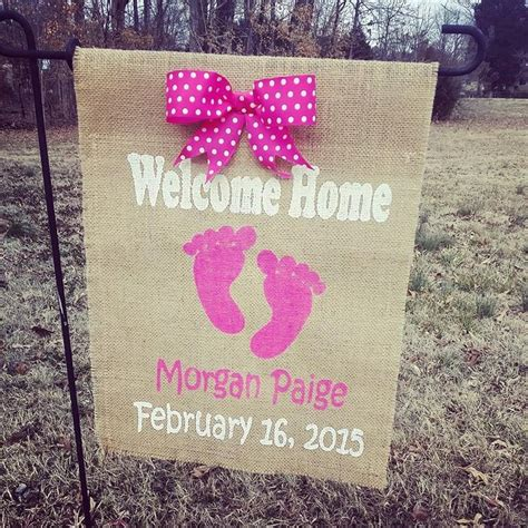Welcome Baby Home Decorations by Welcome Home Baby Decoration Ideas Www Pixshark