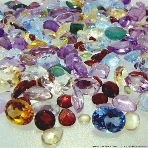 200 carats mixed gem gemstone mix lot