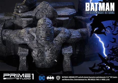 dark knight returns the the dark knight returns batman statue by prime 1 studio