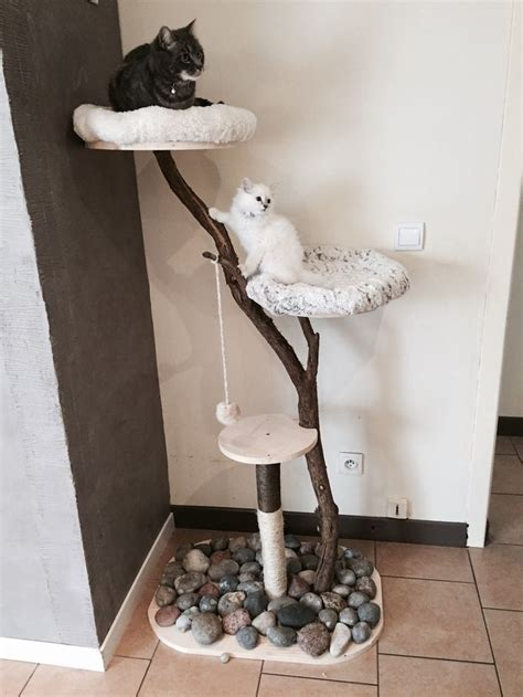 Arbre A Chat Diy by Les 25 Meilleures Id 233 Es De La Cat 233 Gorie Griffoir Chat Sur