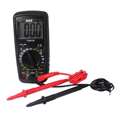 diode checking with multimeter pylehome pdmt08 tools and meters multimeters electrical