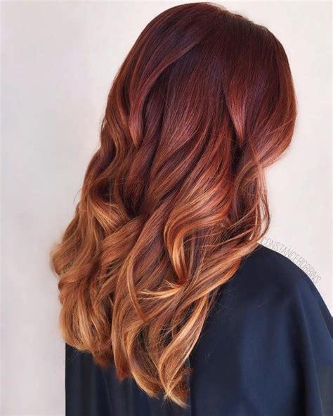 copper brown hair on pinterest color melting hair blonde hair exte fabulous copper melt hair pinterest colors mahogany