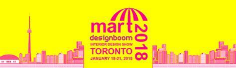 designboom mart 2018 preview designboom mart toronto 2018 at ids