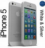 Image result for iPhone 5 Models. Size: 150 x 160. Source: www.turbosquid.com