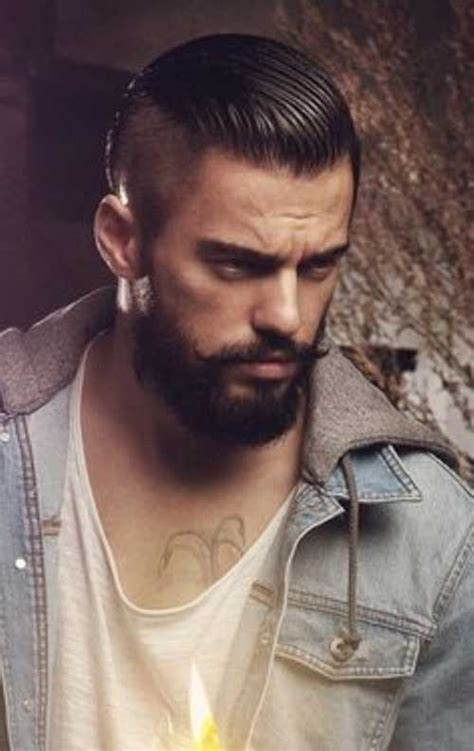 hair sides and back 10 slick hairstyles for men mens hairstyles 2017