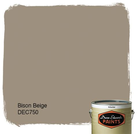 dunn edwards paints bison beige dec750