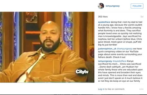 eazy es son thinks suge knight killed his father the eazy e s son thinks suge knight killed his father rap