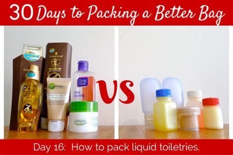 Liquids Allowed On Flights Again Thats Cosmetics To Me And You by How To Pack Liquid Toiletries Packing List
