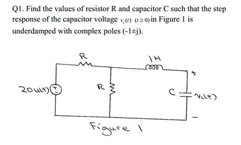 r resistor capacitor q r resistor capacitor q 28 images part b find the initial voltage va across the chegg x 248