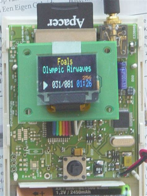 Diy Mp3 Player From Korea by Echo Mp3 Diy Audio Player Using Pic18f46k20
