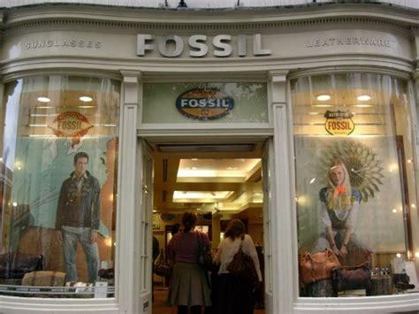 Fossil Emerson Satchel Biru Tua fossil ispira
