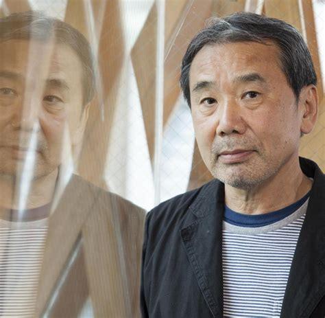 Haruki Murakami Haruki Murakami Erh 228 Lt Welt Literaturpreis 2014 Welt