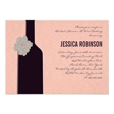 wine themed wedding invitations 15 best images about wine themed wedding invitations on