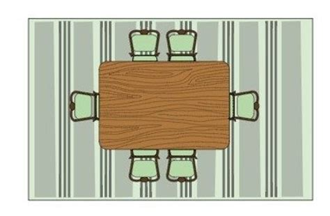 Dining Room Rug Placement by 5 Rug And How To Them Williamson Source