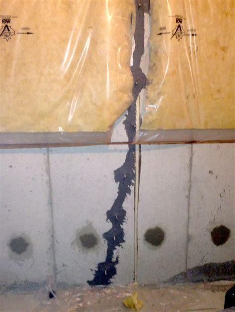 basement foundation repair new forte waterproofing