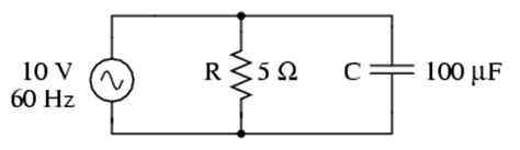 resistor in parallel with capacitor parallel resistor capacitor circuits reactance and impedance capacitive