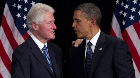 file barack obama and bill clinton in the oval office jpg bill clinton 2010 vote us out in two years if we haven t