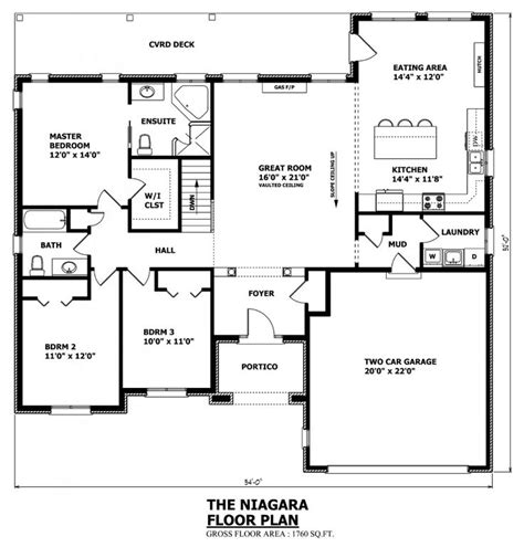 Small Home Floor Plans Canada Best 25 Bungalow House Plans Ideas On