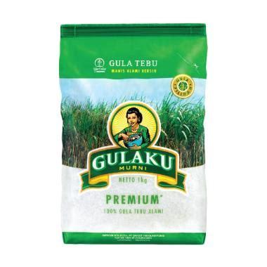 Gulaku Pouch 750gram 6 Kg 8 Pcs Gula Tebu Halus jual gulaku 500 gr 1kg 5kg terbaru kualitas terbaik blibli
