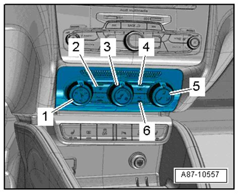 Audi A1 Bedienungsanleitung by Audi Workshop Manuals Gt A1 Gt Heating Ventilation Air