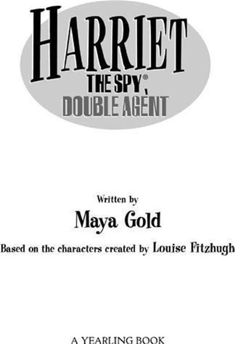 Книга: Harriet the Spy, Double Agent