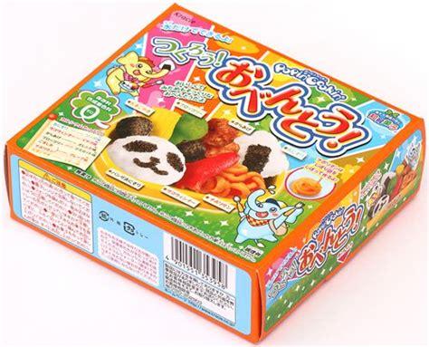 Kracie Popin Cookin Bento popin cookin diy kit bento box by kracie diy sets arts and crafts kawaii shop modes4u