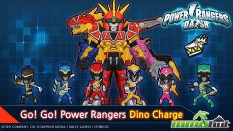 download mod game power ranger dash power rangers dash mmohuts
