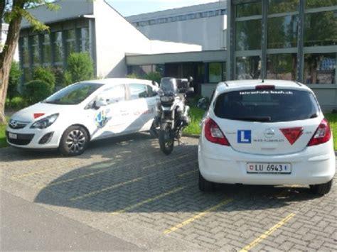 Motorrad Fahrschule Sursee by Autofahrschulen Fahrlehrer Luzern Fahrlehrerverzeichnis