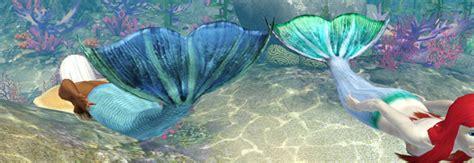 nuotando nell testo the sims 3 isola da sogno sirene